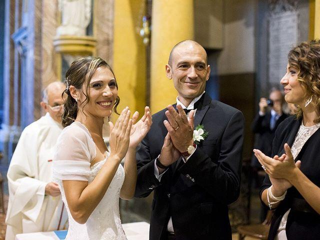 Il matrimonio di Massimiliano e Lucrezia a Cumiana, Torino 21