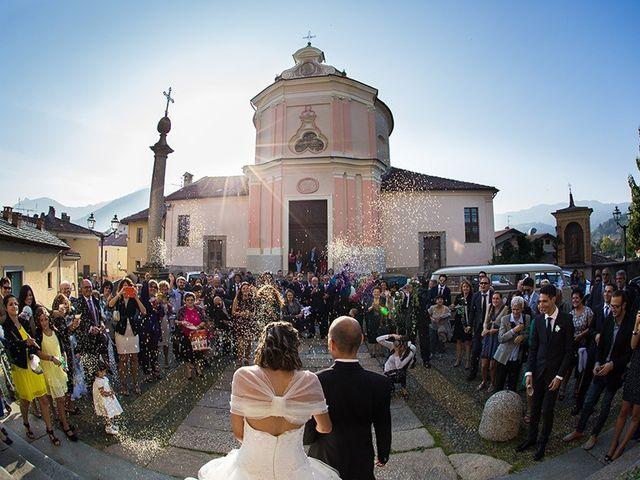 Il matrimonio di Massimiliano e Lucrezia a Cumiana, Torino 22