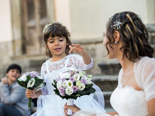 Il matrimonio di Massimiliano e Lucrezia a Cumiana, Torino 23
