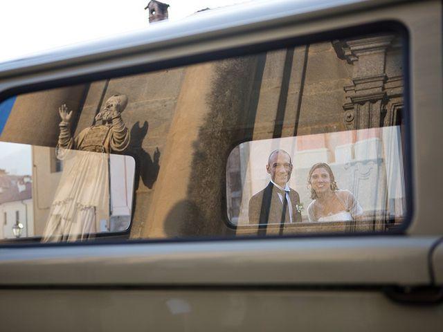 Il matrimonio di Massimiliano e Lucrezia a Cumiana, Torino 27