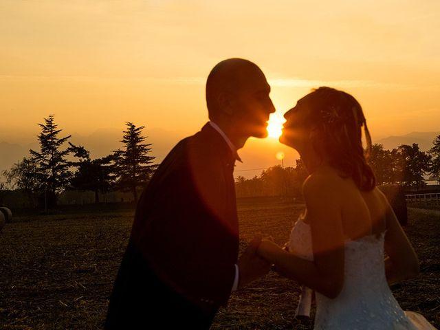 Il matrimonio di Massimiliano e Lucrezia a Cumiana, Torino 2