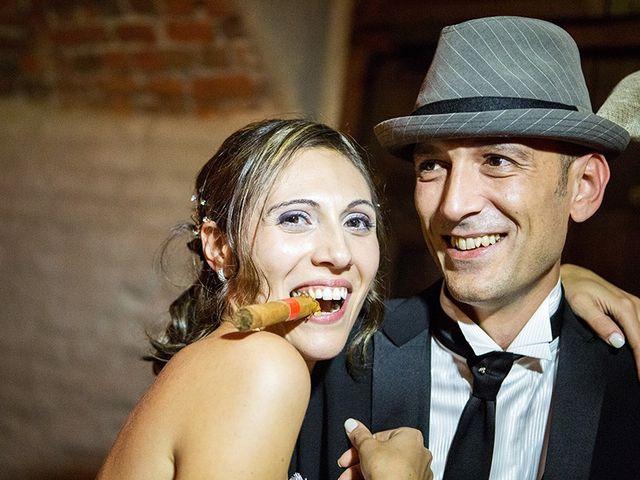 Il matrimonio di Massimiliano e Lucrezia a Cumiana, Torino 36