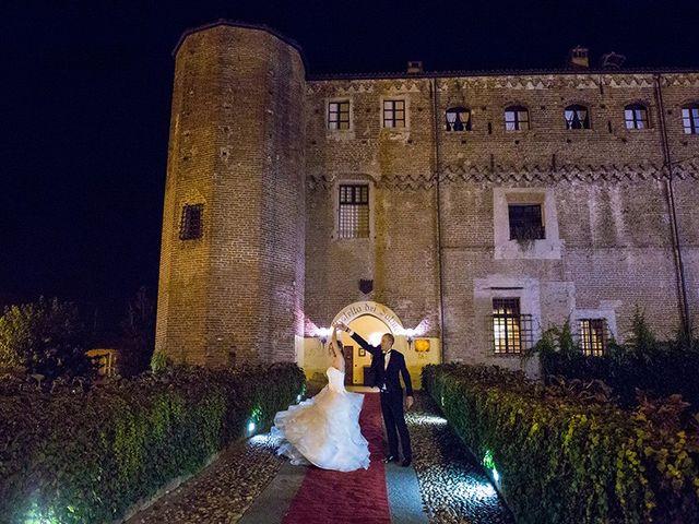 Il matrimonio di Massimiliano e Lucrezia a Cumiana, Torino 40