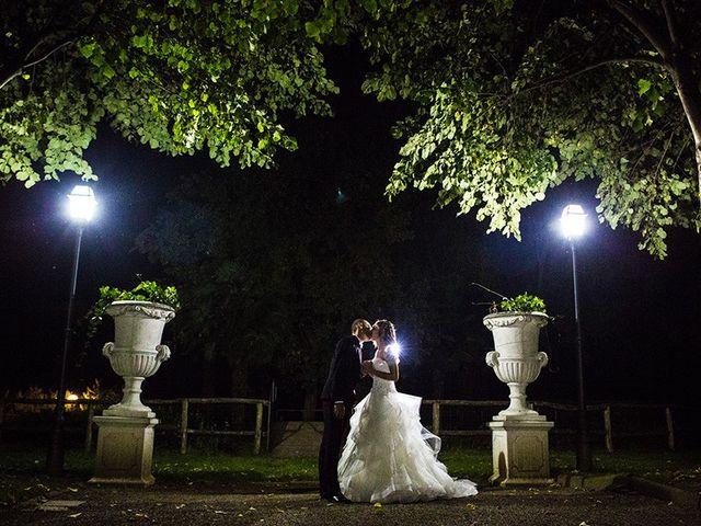 Il matrimonio di Massimiliano e Lucrezia a Cumiana, Torino 41