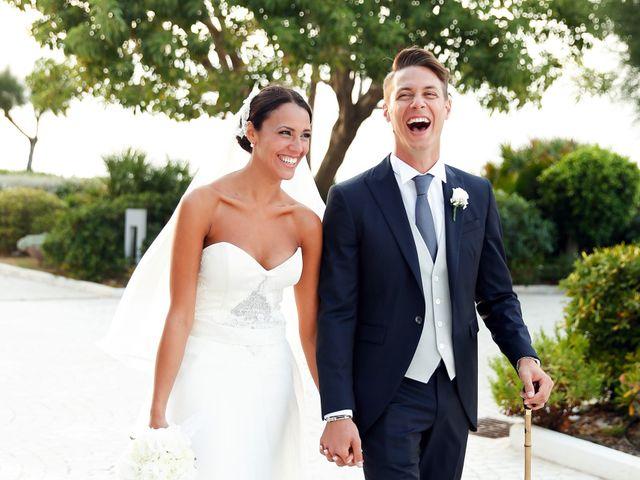 Le nozze di Federica e Salvatore