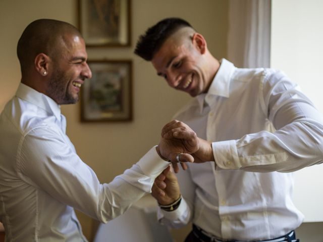 Il matrimonio di Omar e Cristian a Grumello del Monte, Bergamo 2