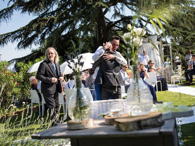 Il matrimonio di Omar e Cristian a Grumello del Monte, Bergamo 25