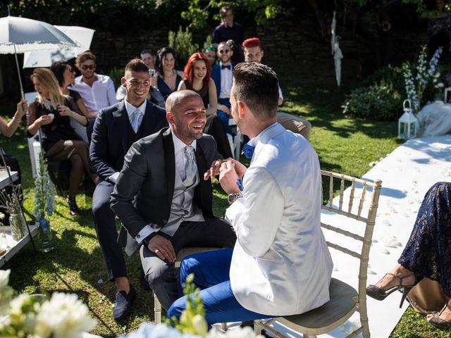 Il matrimonio di Omar e Cristian a Grumello del Monte, Bergamo 31