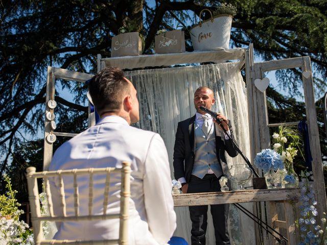 Il matrimonio di Omar e Cristian a Grumello del Monte, Bergamo 36