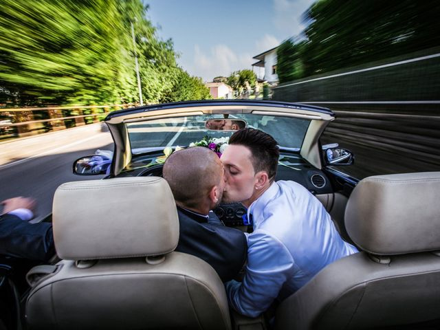 Il matrimonio di Omar e Cristian a Grumello del Monte, Bergamo 1