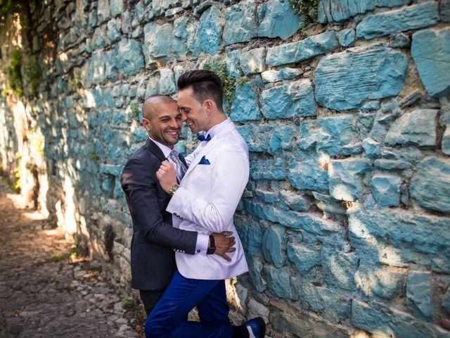 Il matrimonio di Omar e Cristian a Grumello del Monte, Bergamo 48