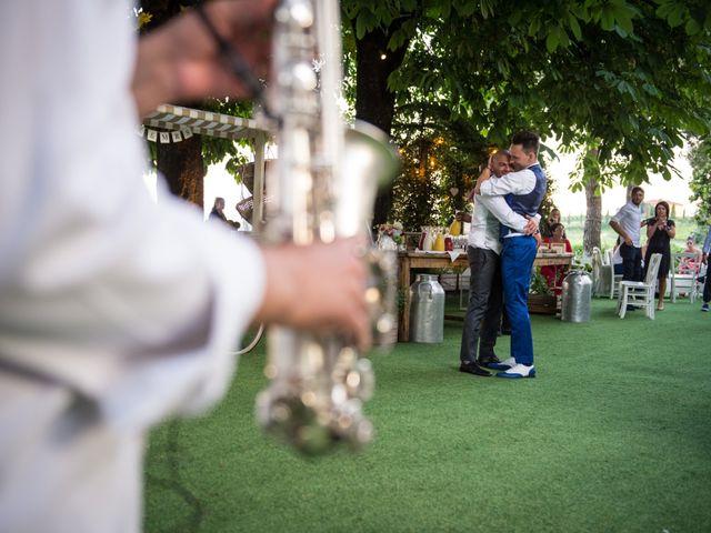 Il matrimonio di Omar e Cristian a Grumello del Monte, Bergamo 56