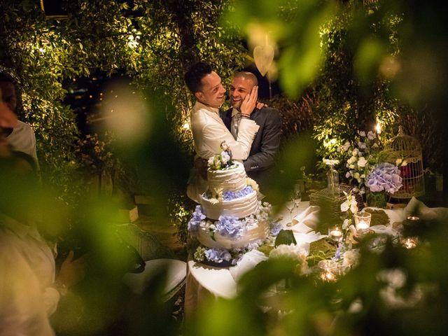 Il matrimonio di Omar e Cristian a Grumello del Monte, Bergamo 63