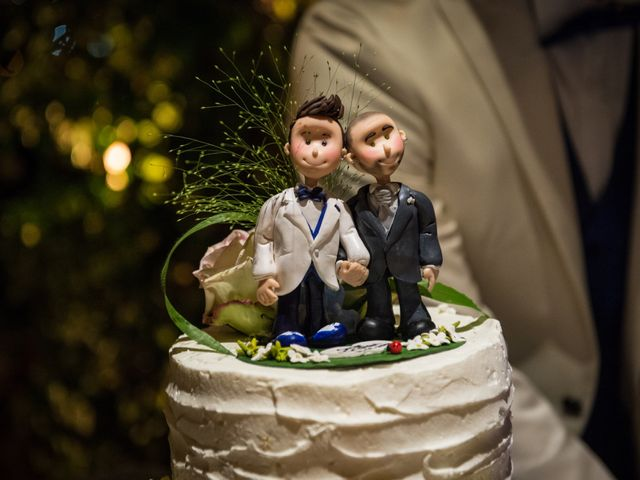 Il matrimonio di Omar e Cristian a Grumello del Monte, Bergamo 64