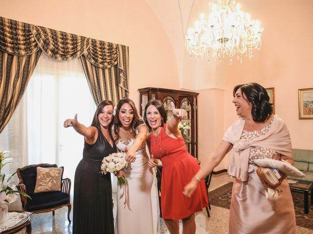 Il matrimonio di Nicola e Anastasia a Lecce, Lecce 7