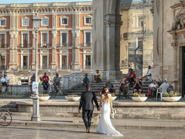 Il matrimonio di Nicola e Anastasia a Lecce, Lecce 12