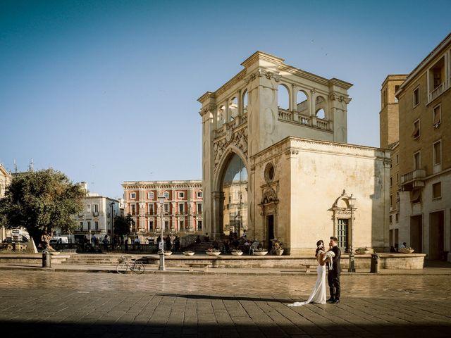Il matrimonio di Nicola e Anastasia a Lecce, Lecce 13