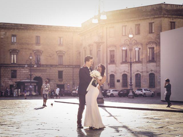 Il matrimonio di Nicola e Anastasia a Lecce, Lecce 15