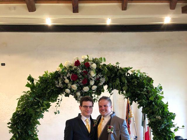 Il matrimonio di Stefano e Federico a Padova, Padova 8