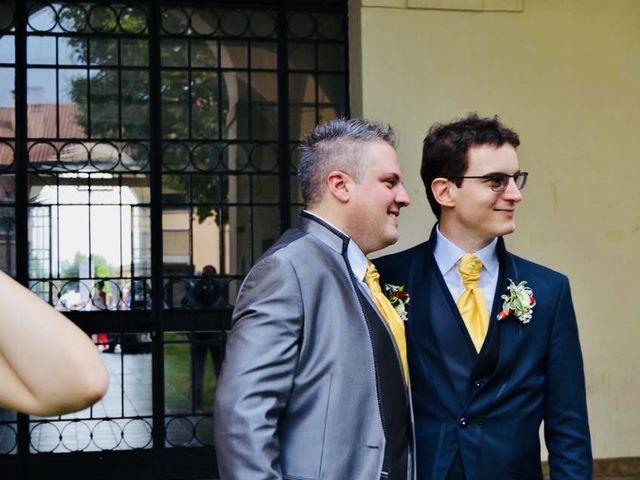Il matrimonio di Stefano e Federico a Padova, Padova 17