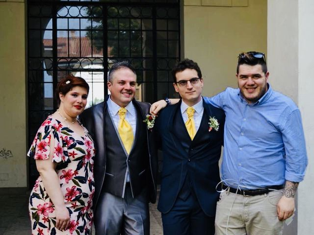 Il matrimonio di Stefano e Federico a Padova, Padova 18