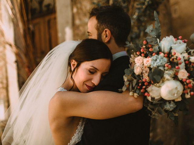 le nozze di Federica e Daniele