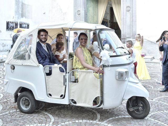 Il matrimonio di Paola e Paolo a Maiori, Salerno 32