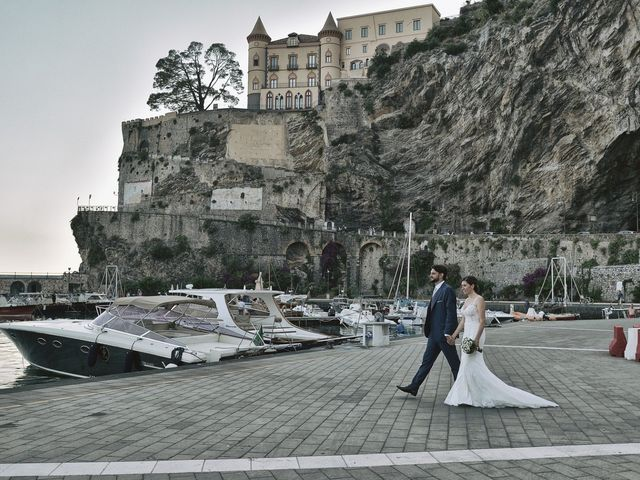 Il matrimonio di Paola e Paolo a Maiori, Salerno 33