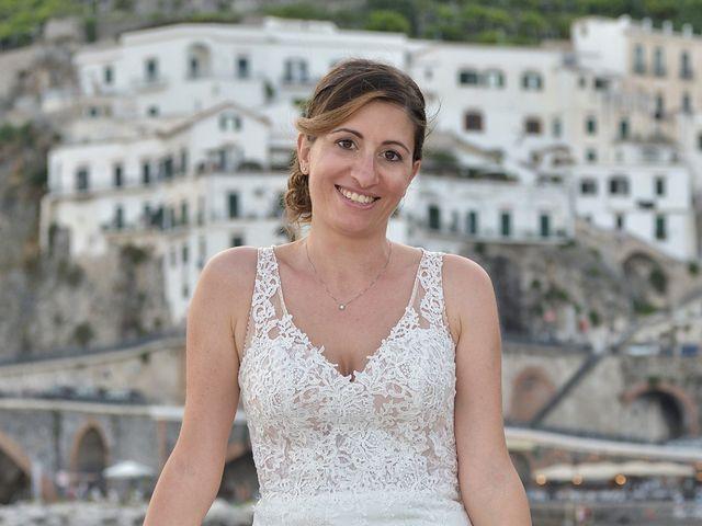 Il matrimonio di Paola e Paolo a Maiori, Salerno 34