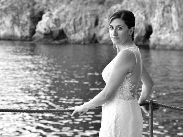 Il matrimonio di Paola e Paolo a Maiori, Salerno 36