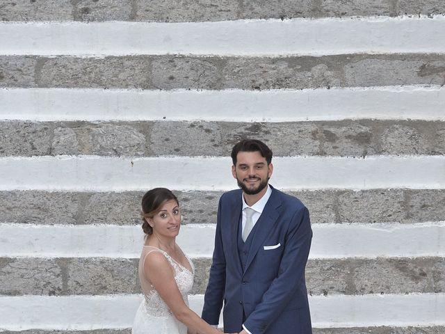 Il matrimonio di Paola e Paolo a Maiori, Salerno 39
