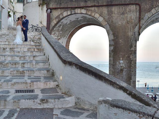 Il matrimonio di Paola e Paolo a Maiori, Salerno 41