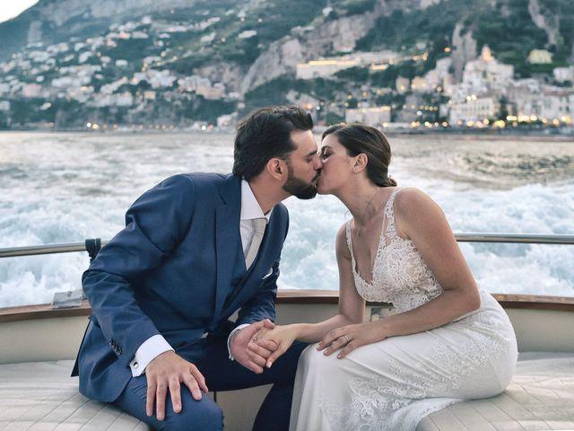 Il matrimonio di Paola e Paolo a Maiori, Salerno 44