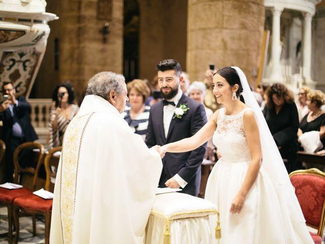 Il matrimonio di Gavino e Chiara a Alghero, Sassari 8
