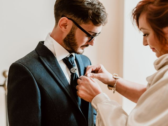 Il matrimonio di Francesco e Viviana a Ragusa, Ragusa 11