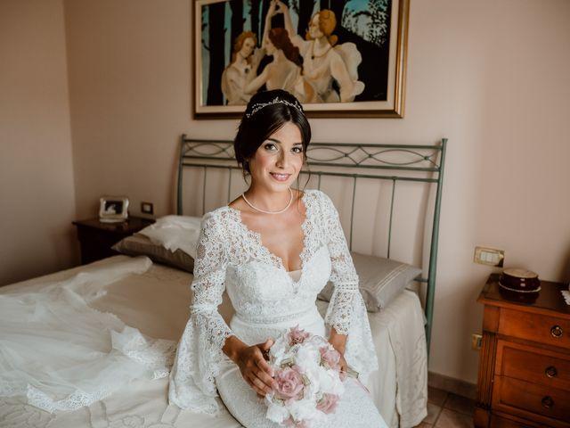 Il matrimonio di Francesco e Viviana a Ragusa, Ragusa 24
