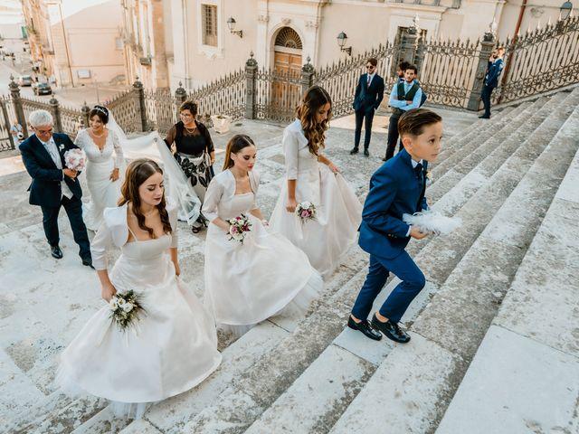 Il matrimonio di Francesco e Viviana a Ragusa, Ragusa 32