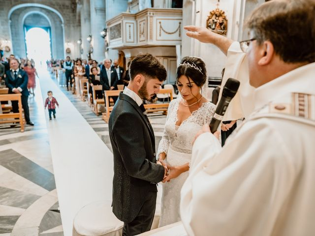 Il matrimonio di Francesco e Viviana a Ragusa, Ragusa 36
