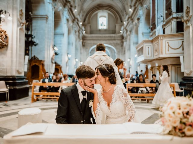 Il matrimonio di Francesco e Viviana a Ragusa, Ragusa 37