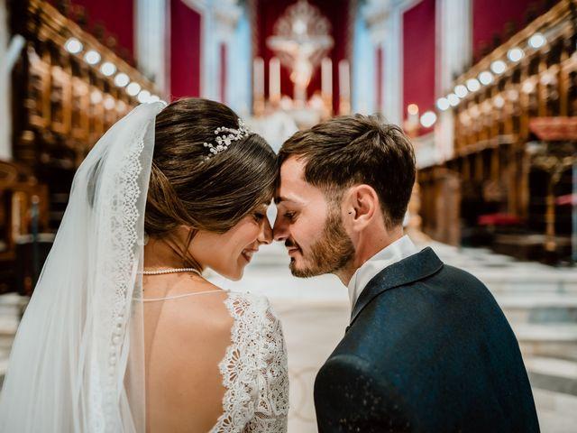 Il matrimonio di Francesco e Viviana a Ragusa, Ragusa 38