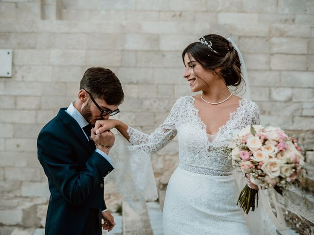 Il matrimonio di Francesco e Viviana a Ragusa, Ragusa 42