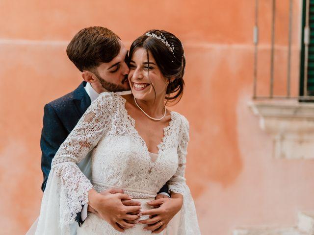 Il matrimonio di Francesco e Viviana a Ragusa, Ragusa 44