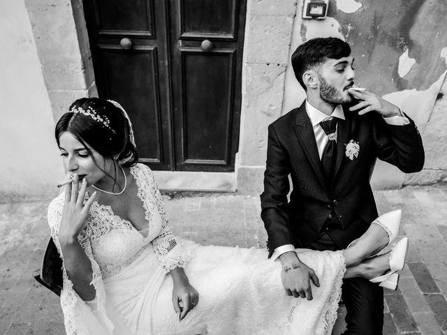 Il matrimonio di Francesco e Viviana a Ragusa, Ragusa 47