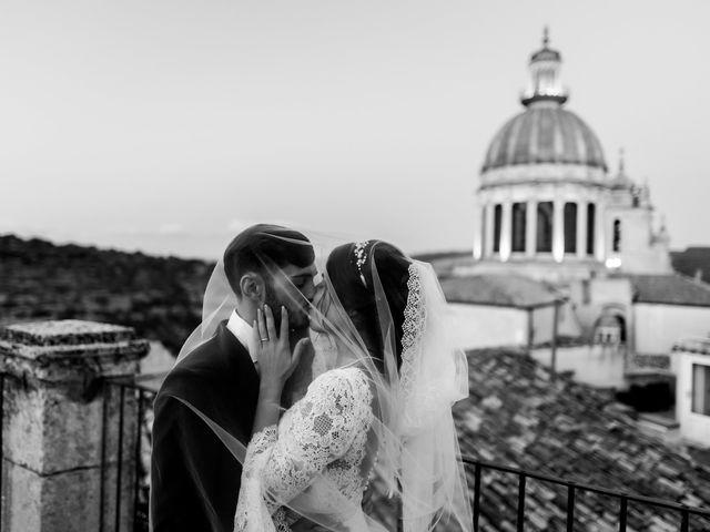 Il matrimonio di Francesco e Viviana a Ragusa, Ragusa 49