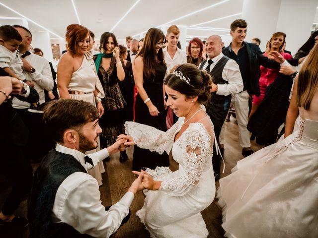 Il matrimonio di Francesco e Viviana a Ragusa, Ragusa 55