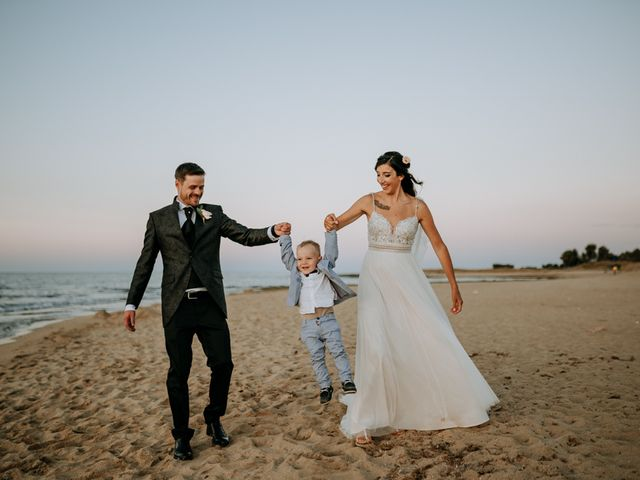 Il matrimonio di Martin e Daniela a Monopoli, Bari 28