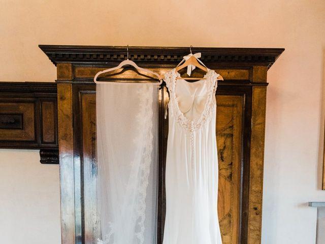 Il matrimonio di Marco e Ingrid a Castell'Arquato, Piacenza 3