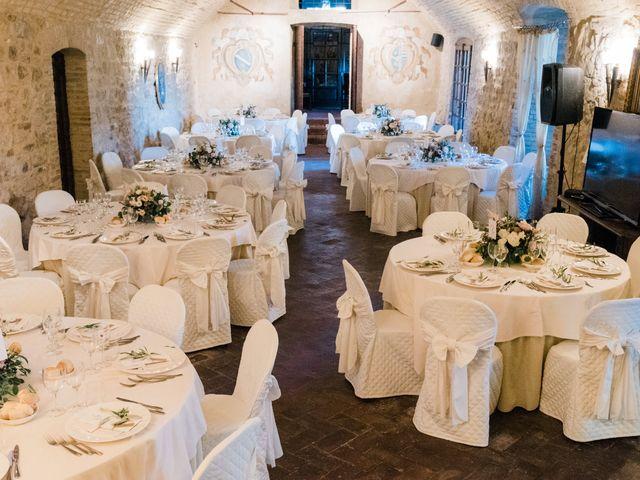 Il matrimonio di Marco e Ingrid a Castell'Arquato, Piacenza 14