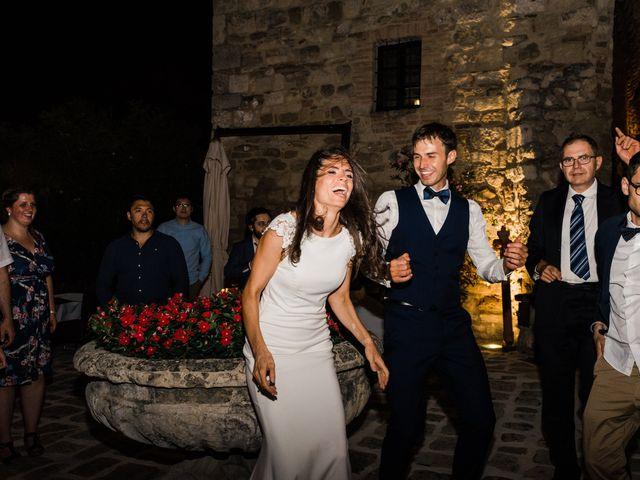 Il matrimonio di Marco e Ingrid a Castell'Arquato, Piacenza 17