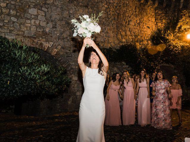 Il matrimonio di Marco e Ingrid a Castell'Arquato, Piacenza 18
